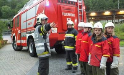 47-Stunden-Übung der Feuerwehrjugend Rottenmann