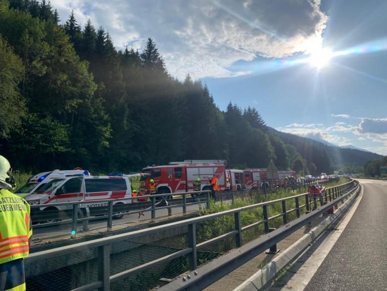 Unfälle Heute A9