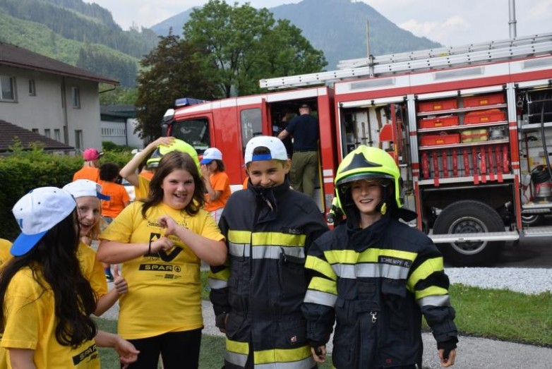 Safety Tour vom Zivilschutzverband am 29.5.2018